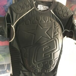 Planet Eclipse  Overload Padded Jersey 2XL See Measurements