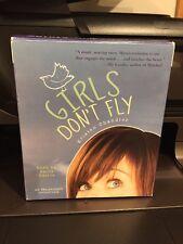 Girls Don't Fly:Kristen Chandler (2011 Unabridged Audio CD Book) LN!