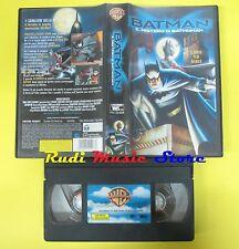 film VHS BATMAN IL MISTERO DI BATWOMAN 2003 WARNER PIV 22426 72 min (F53) no dvd