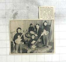 1967 Music Group Fallen Empire, Roger Jones, Peter George, Eddie Jewell,