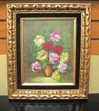 Stunning Painting with Beautiful Arrangement of Flowers painted by Liz