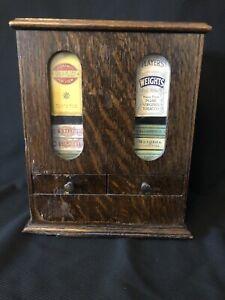 Antique Cigarette Vending Machine ( working Condition)