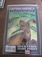 Marvel Comics - Captain America one shot - Theater of war - Operation Zero point