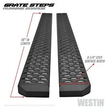 Westin 27-74715 Grate Steps Running Boards