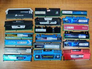 4GB DDR3 PC3-12800U 1600MHz Desktop Memory PC DIMM RAM Kingston ADATA Corsair FR
