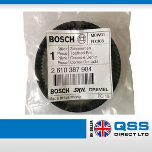 Bosch Belt Sander Drive Belt 2610387984 for PBS 7A, PBS 7AE