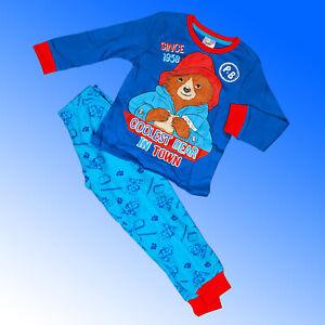 Paddington Boys Pyjamas  Age 3 4 5 6 Years