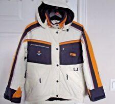 Olympics Ski Snowboard Parka Jacket Salt Lake 2002 TV Reporter Coat Women 10