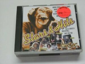 Stars & Hits Slavik...Kemmler, Jennifer Rush, Maggie Reilly, Toto Cutugno.. [CD]