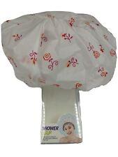 Women Girl Boy Children Hair Wrap Waterproof Bath Shower Head Cap Shower Caps