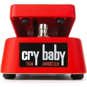 Dunlop Tom Morello Signature Cry Baby Wah