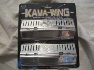 Scythe Kama Wing Silver RAM Memory Cooler SCKW-1000