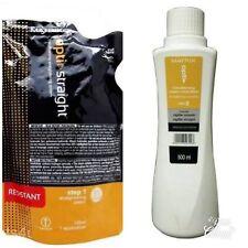 Matrix Opti Straight Hair Straightening Cream 500 Ml Neutralizer Combo