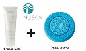 NUSKIN  LumiSpa Activating Cleanser Peau Normale + Tête Silicone Peau Mixte