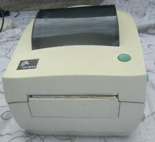 Zebra LP2844 Label Printer (no power cord)