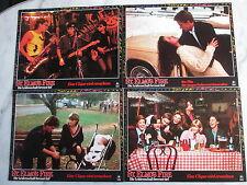 ST. ELMO'S FIRE - 8 Aushangfotos - Rob Lowe, Emilio Estevez, Demi Moore