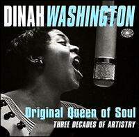 DINAH WASHINGTON * 80 Greatest Hits * 3-CD BOX SET * All Original Songs * NEW