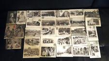 lot de 29 cartes postales anciennes Algérie