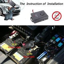 12V Auto LKW Motor Ultraschall Pest Maus Nagetier Kontroll Repeller Abschreckung