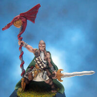 Painted I-Kore Celtos Miniature Faeron Fire Wizard II
