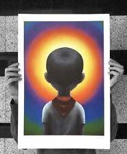 """SETH Limited Edition Giclée """"pionnier """" Signed And Numbered"""