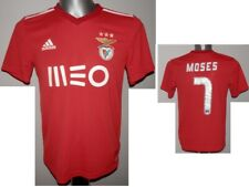 2014-15 SLB Benfica Moses #7 Home Football Shirt Soccer Jersey Portugal youth LB