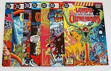 Lords Of The Ultra Realm #1-6 Plus Special #1 Comic Set 9.2 NM-
