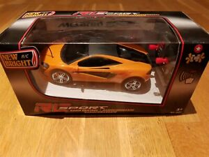 Remote Control McLaren 570S - New Bright RC Sport - New in unopened box.  1:24