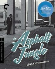 The Asphalt Jungle (Blu-ray Disc, 2016, Criterion Collection) NEW!