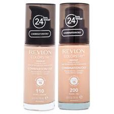 2x Revlon Colorstay Foundation Combination/Oily Skin 110+200 SPF 15 Make UP NEU