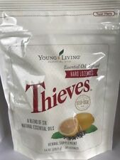Young Living Thieves Hard Lozenges Cough Drop Herbal Supplement