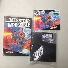 Mission: Impossible (Nintendo Entertainment System, 1990)
