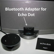 Bluetooth Adapter Receiver for Amazon Echo Dot and Bose SoundDock CoolStream Duo