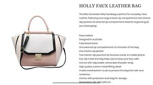 Serenade Holly Faux Leather Bag