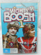 THE MIGHTY BOOSH 1(2 DISC BOXSET)JULIAN BARRATT NOEL FIELDING  BBC  DVD M R4