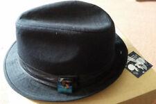 "Disneyland Paris - Michael Jackson Captain EO - ""Fedora"" Type Hat with Pin NWT"