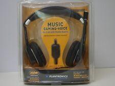 Plantronics Audio 650 Multimedia Headset with Analog & USB adapter for PC & Mac