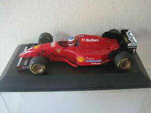 Minichamps 1/18 Ferrari 412T2 M. Schumacher - Marlb0r0 - Test Car 1996