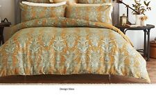 Sheridan Deluxe Living- Barras Eucalyptus Queen Bed Quilt Cover RRP $279.95