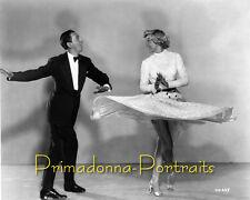 """DORIS DAY 8x10 Lab Photo B&W '52 """"APRIL IN PARIS"""" DANCING TWIRLING PORTRAIT"""