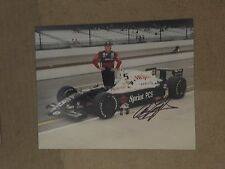 Arie Luyendyk Signed Indy 500 Pole Winner Autograph 8X10 Photo Indianapolis 1999