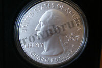 2016 P Cumberland Gap National Historical Park ATB 5 oz Silver COA & BOX 16AK