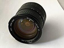 Pentax pkaf FIT ~ Sigma 28-200 mm F3.8-5.6 Auto Focus Lens-cristal verre clair