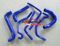 Silicone Radiator Heater Hose Holden Commodore VY V8 5.7 LS1 2002-2004 2003 BLUE