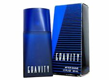 Gravity After Shave For Men Man Stocking Stuffer Aftershave 50ml 1.7 fl. oz.