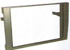 MASCHERINA AUTORADIO PER AUDI A4 DAL 2007 DOPPIO DIN