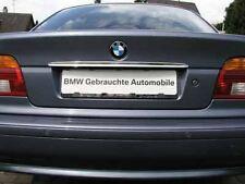 BMW E39 E60   5 Serie   Chrome coffre bordure NEUVE