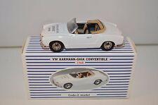Scarce Code 2 Dinky DDS-3 1968 VW Karmann Ghia Convertible white (DY-35)