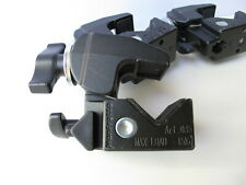 Manfrotto 035 Super Clamp w/o Stud - Lot of (3)