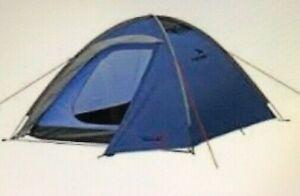 Easy Camp Ferienzelt Meteor 300 für 3 Personen -NEU - BLAU-